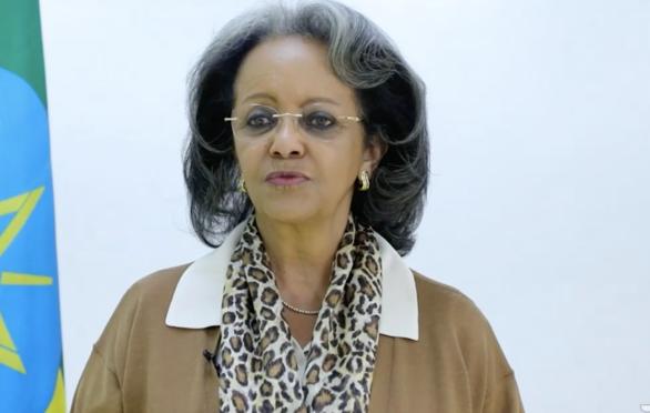 Sahle-Work Zewde , Presidente della Repubblica d'Etiopia